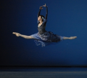 Ballerina Georgia State Ballet